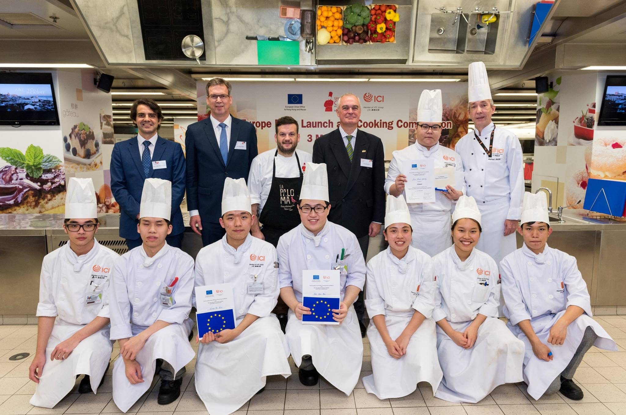 "EU Office co-hosts ""Tasty Europe 2016"""