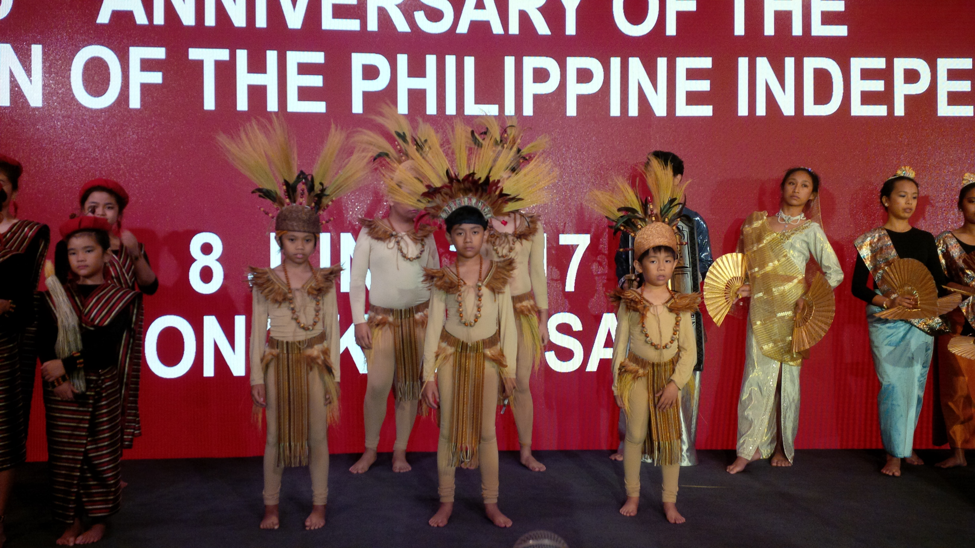 Reportage: Philippines National Day 2017