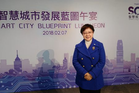 Dr. Winnie Tang, Smart City leader