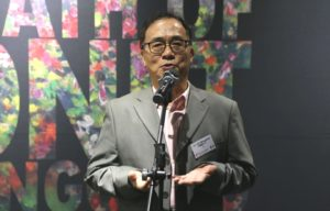 """Painting takes away from """"the sadness of the present"""": Impressionist painter Lin Minggang's solo show opens as Hong Kong heals from COVID-19"""
